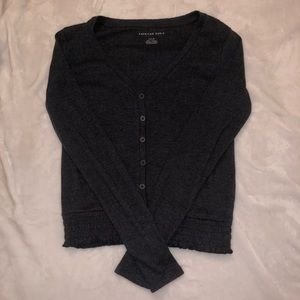 American Eagle Grey Sweater